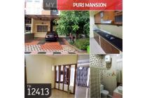 Jl. Atlanta 1 Puri Masion Jakarta Barat, 2½ Lt, SHM