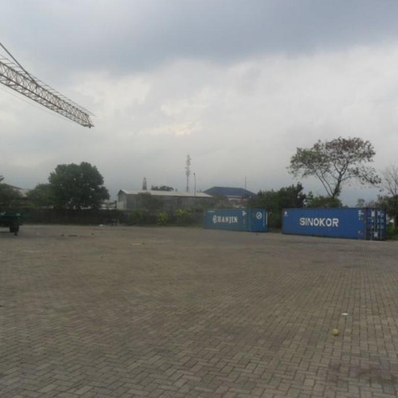 Dijual Tanah Strategis di Soekarno Hatta, Gedebage, Bandung