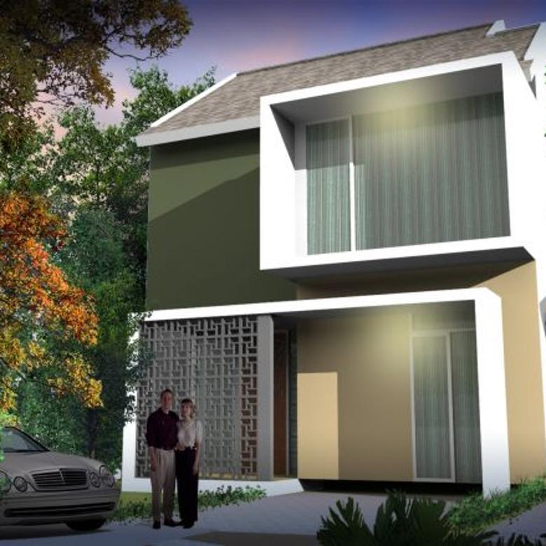 Dijual Rumah Daerah Dago Bandung Cluster Bukit Pinus