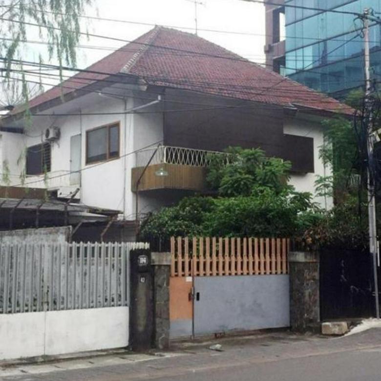 Rumah Kantor daerah Kebayoran baru, Jakarta selatan