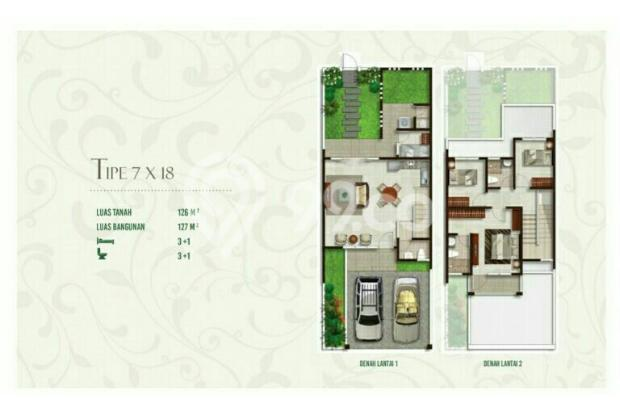 rumah baru podomoro park bandung 15036650