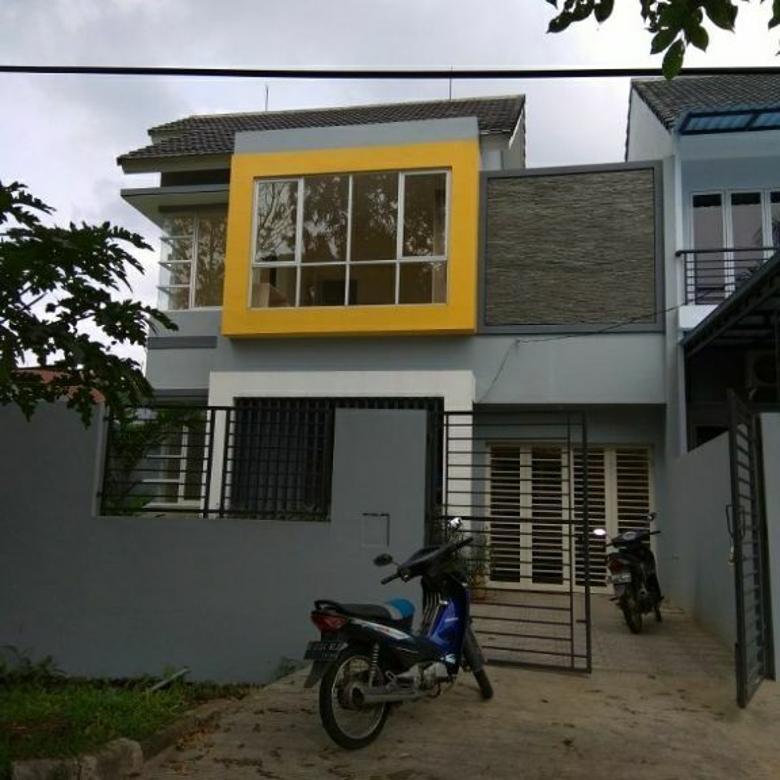 Rumah 2 lt furnished Melati Mas