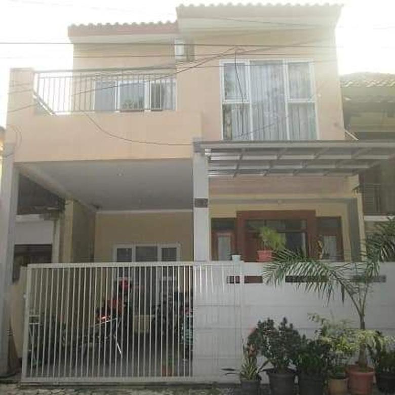 Rumah di Limo, 2Lt, Hdp Taman, Prmhn Graha Cinere, Akses TOL