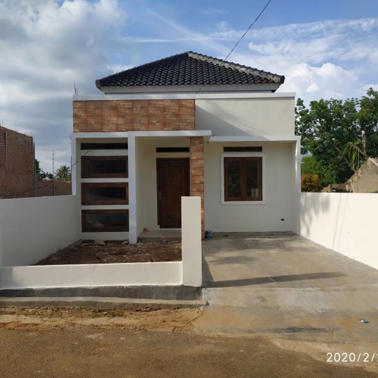 Rumah mewah Griya Annisa Gunter Bandar Lampung