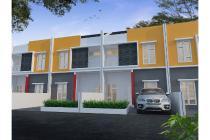 Townhouse Cantik Jakabaring, type 96/90 m2