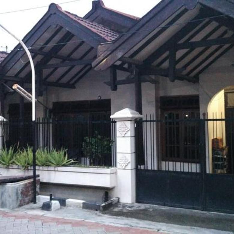 Rumah Siap Huni Mulyosari Utara Row Jalan Lebar