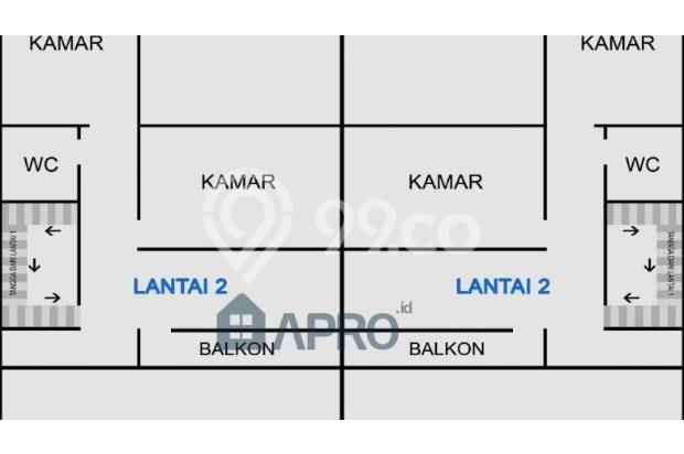 Rumah Baru 3KT Siap Huni, Arcamanik Bandung 15337950