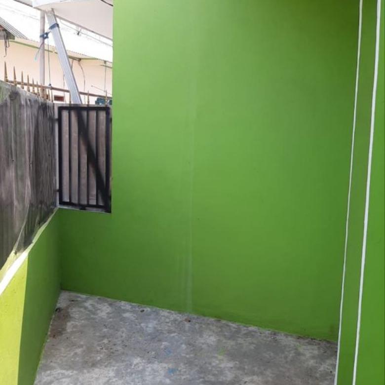 Di Jual Rmh murah & mewah dgn full wallpaper,tralis & Pager..