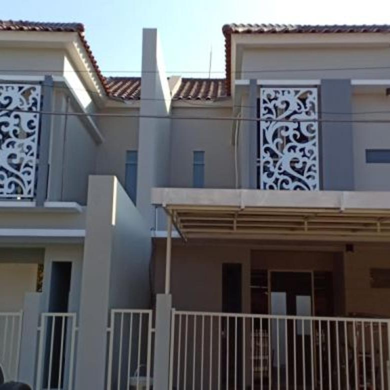 Baru 100%, siap Huni Dijual Rumah Darmo Baru Timur Surabaya