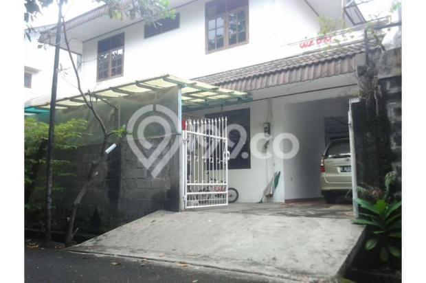 Rumah banyak kamar murah di pulomas 7338932