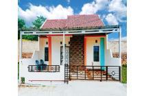 Rumah Type 36/72 Ready Stock di Kemiling Bandar Lampung