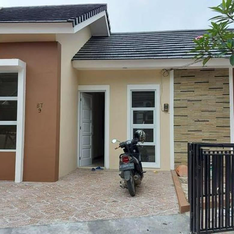 Rumah Baru di Renovasi siap pakai