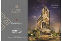 Investasi Hotel di CBD BSD, Nikmati Passive Income, Hotel Sahid Maison