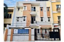 Jual Rumah Kost mewah 4 lantai di Tanjung Duren Utara, Jakbar