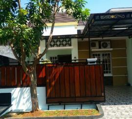 Rumah Siap Huni yg Aman dan Nyaman di Kawasan Strategis