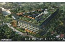 Dipasarkan Apartemen KASAMARA dengan nuansa resort hanya 4 km dari PIM