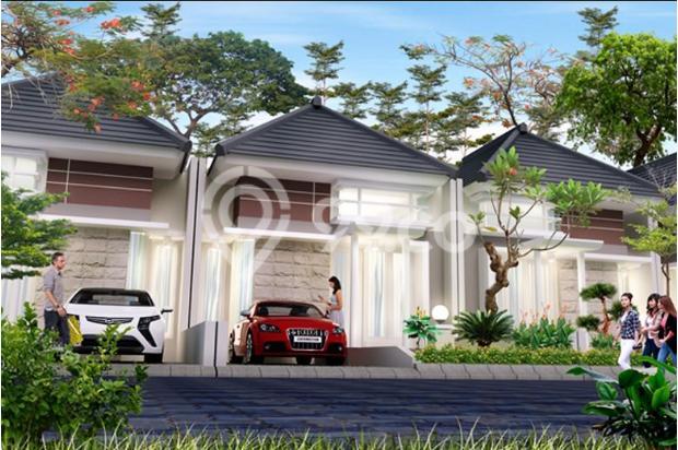 Rumah Regency Murah di Barat Surabaya, DP Ringan, Free Biaya2 20289263