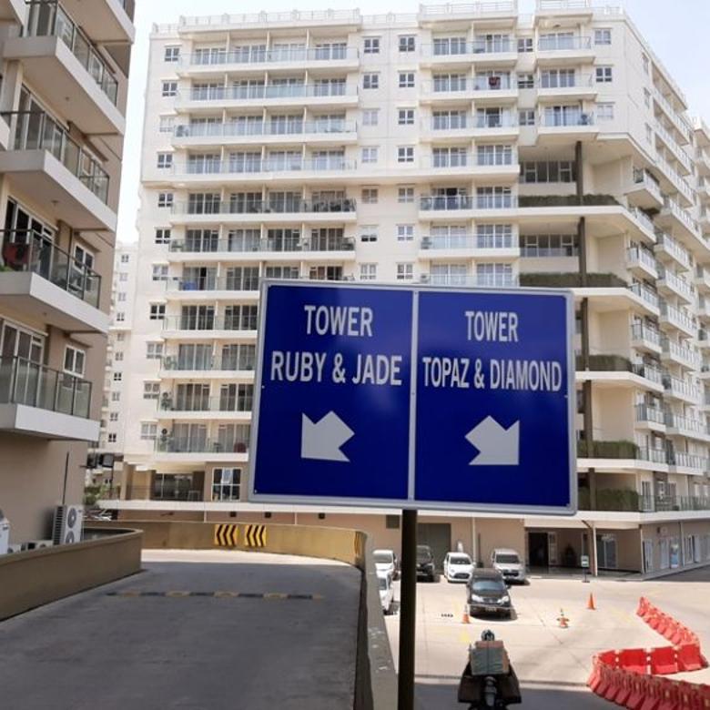 Gateway PASTEUR 2BR, lantai 5