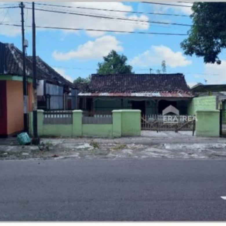 Rumah Area Solo Kota Strategis