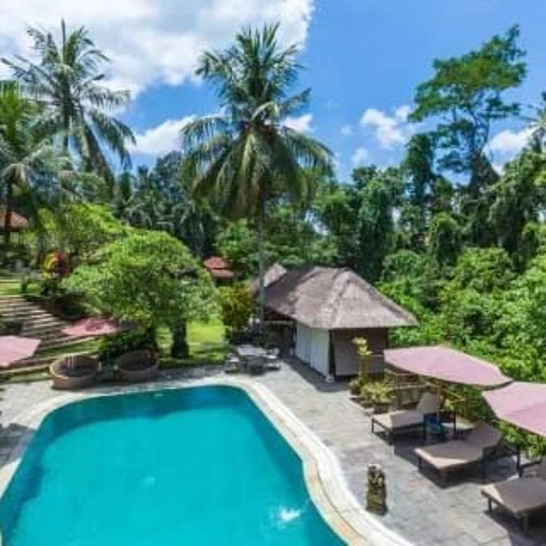 Dijual Villa Luxury Komersial Area Nyaman di Ubud, Gianyar