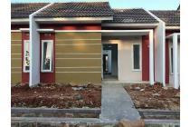 rumah subsidi puri asri 2 cileungsi cicilan flat