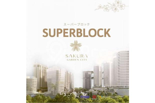 SAKURA GARDEN CITY _SUPER BLOK JAKARTA TIMUR 21983413
