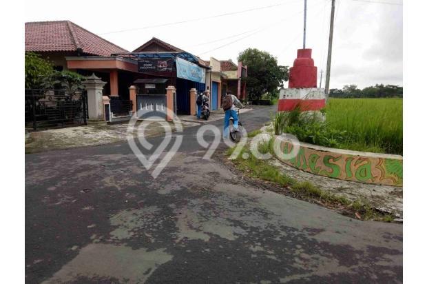Bayar Tanah di Perumahan, 12 X Tanpa Bunga, Dekat Candi Prambanan 17699695