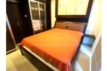 For Rent 1 Bedroom Swimmingpool View at Cosmo Mansion Thamrin City