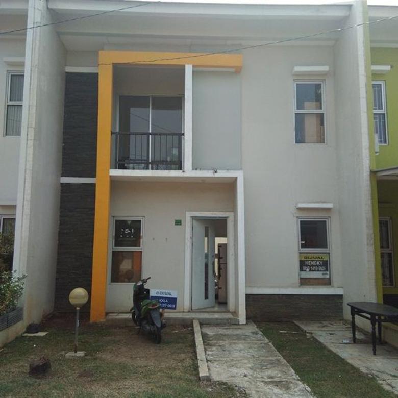 Rumah murah bawah harga pasar Green Park Serpong Garden Cisauk