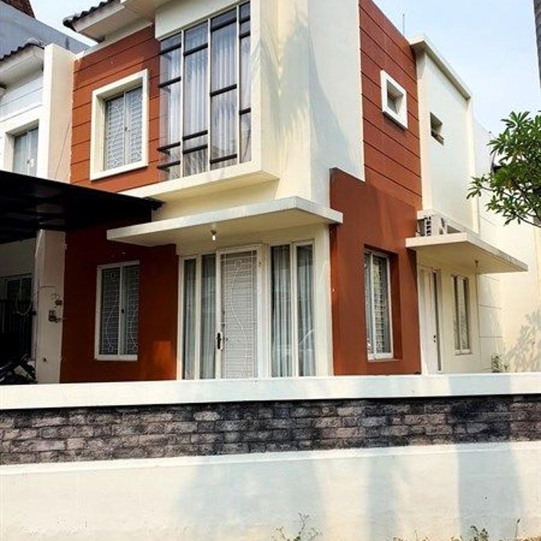 Dijual Rumah 2 Lantai Hook di Layar Permai Jakarta