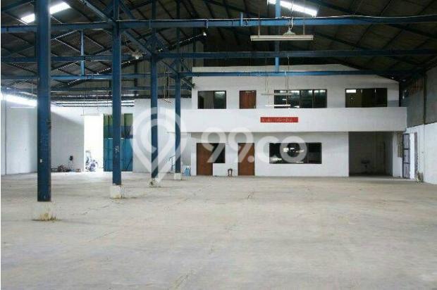 Gudang NOL JALAN di Jalan Putat Lor Menganti, Gresik 13961274