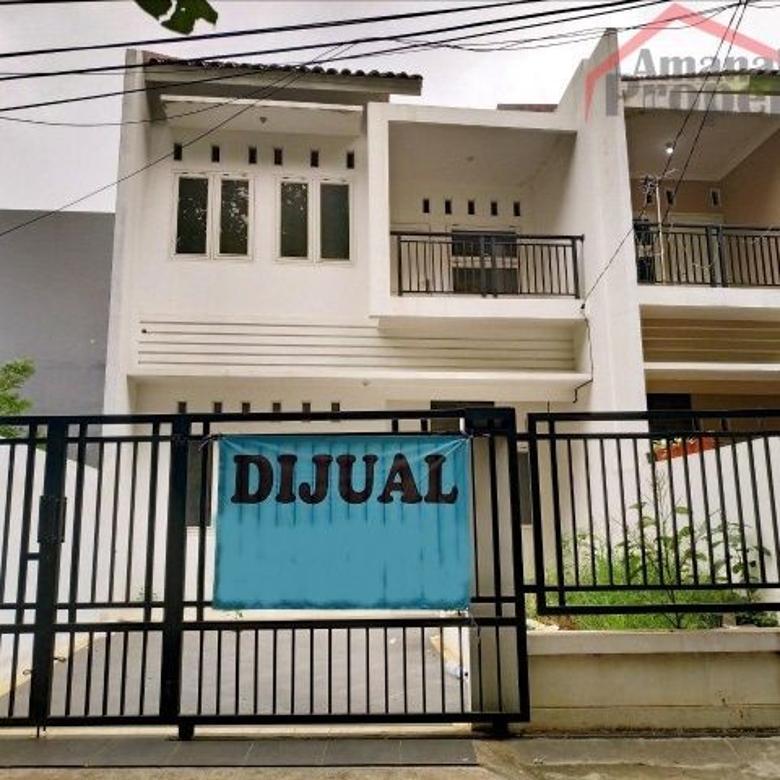 Dijual Rumah 2 Lantai Siap Huni di Cipayung Jakarta