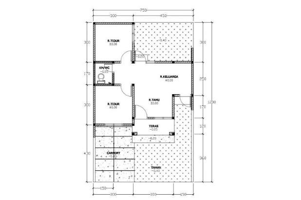 rumah minimalis harga minimalis di purwokerto 12398017