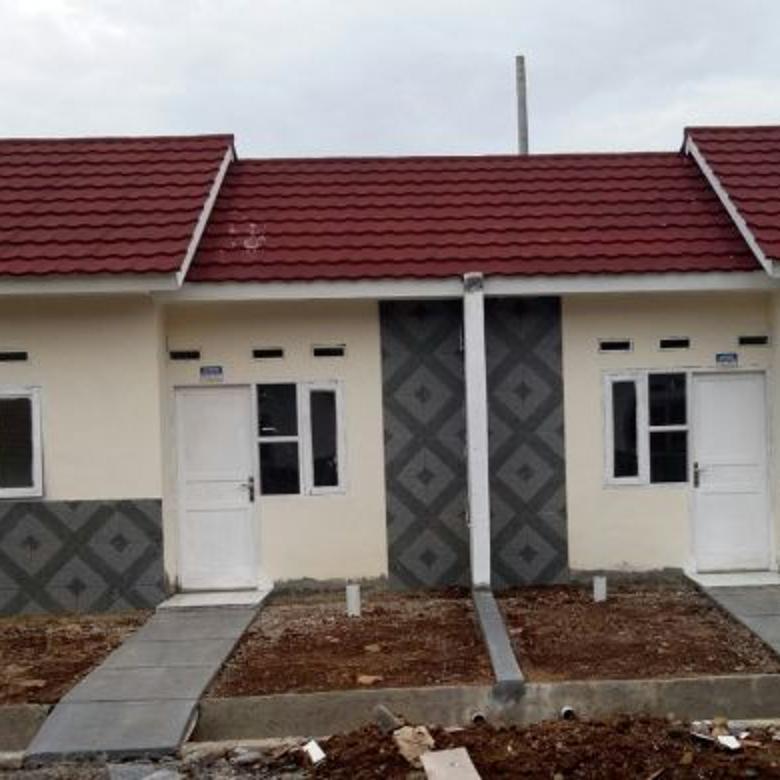 Rumah subsidi Di Ciapus Kab Bogor 1 jutaan  Perbln