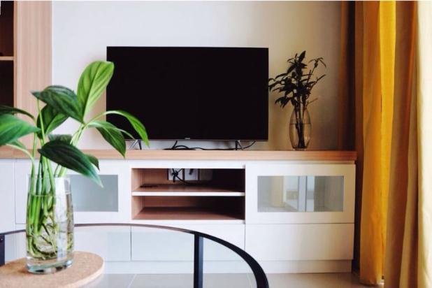 DISEWAKAN condominium greenbay 2br uk82, furnished lengkap, siapp huni 16224417