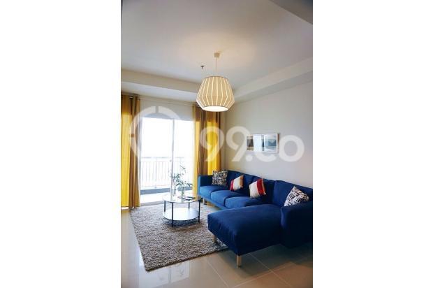 DISEWAKAN condominium greenbay 2br uk82, furnished lengkap, siapp huni 16224422