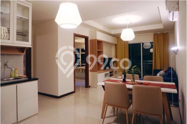 DISEWAKAN condominium greenbay 2br uk82, furnished lengkap, siapp huni 16224420