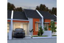 Dijual Rumah murah KPR tanpa bank lokasi dekat RSUD  kota Banjar patroman