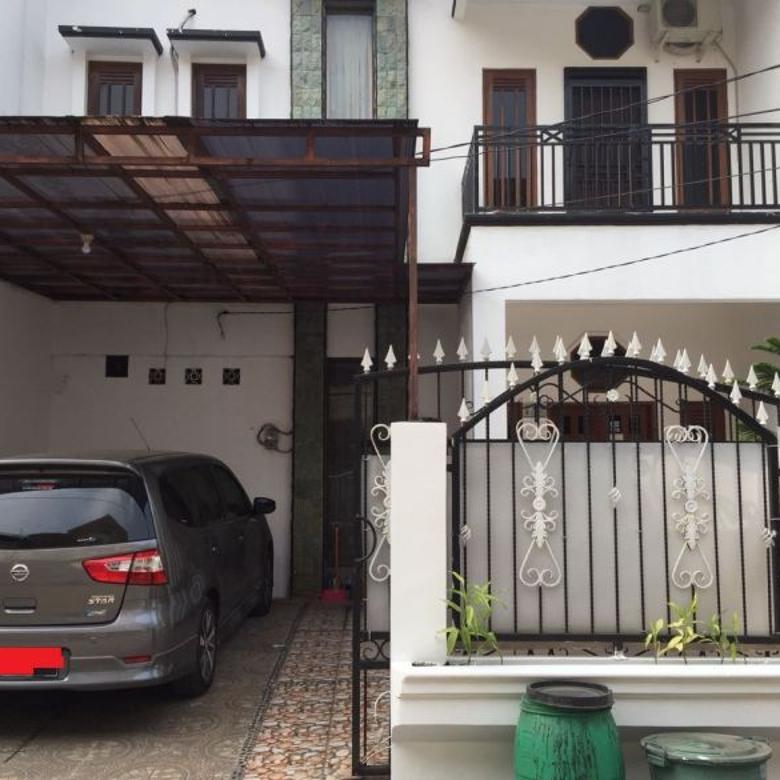 Dijual rumah 2 lantai type minimalis di Jaticempaka, Bekasi