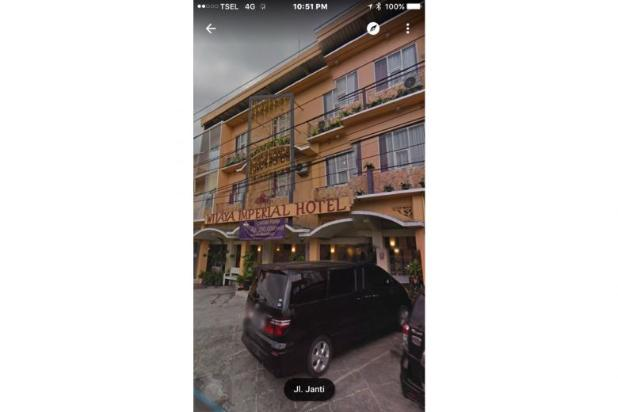 Dijual Ruang Usaha Hotel Wijaya Imperial Yogyakarta 7586012