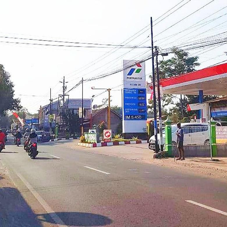 Tanah Jalan Kebon Agung Pasar Cebongan Luas 3000 shm pekaranga
