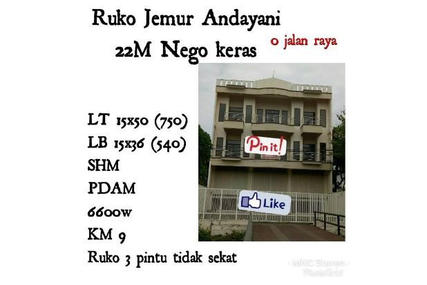 Rp22mily Komersial Dijual