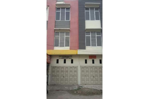 Disewa 2 Ruko Kompleks Padang Hijau di Medan Binjai Km 14,8 2861946