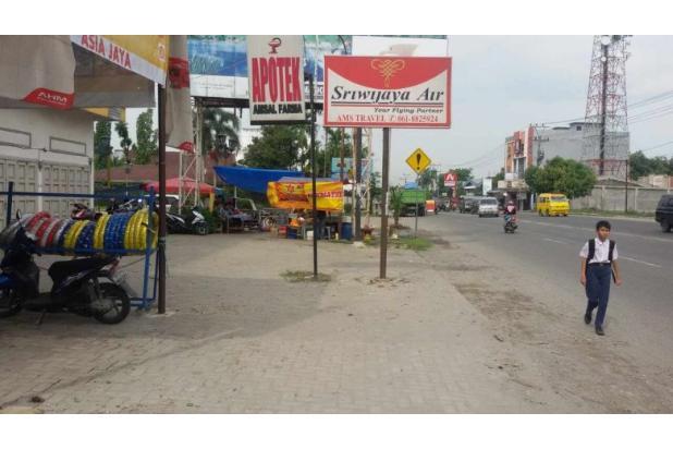 Disewa 2 Ruko Kompleks Padang Hijau di Medan Binjai Km 14,8 2861957