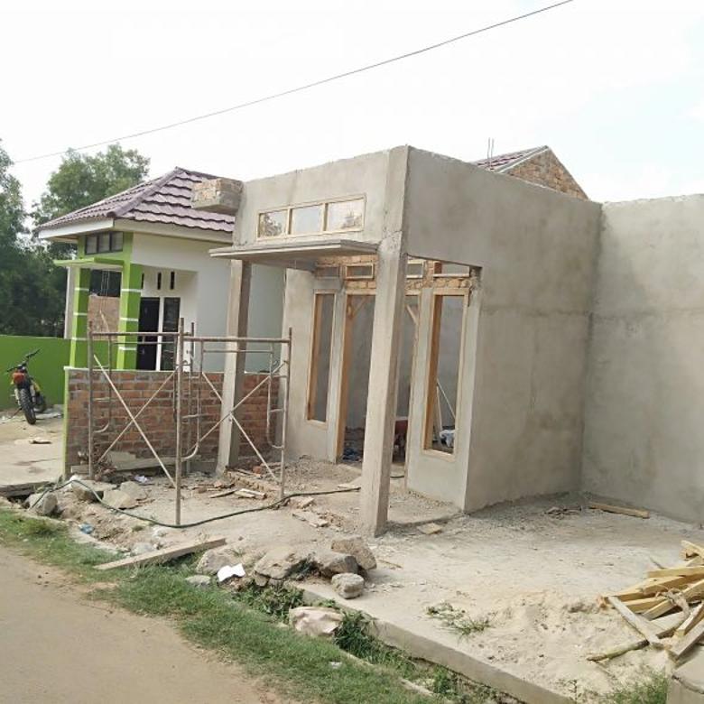 Kredit Rumah Bunga 0% Murni Syariah