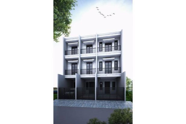 Rumah Minimalis Lokasi strategis Cengkareng jakarta barat. 9696924