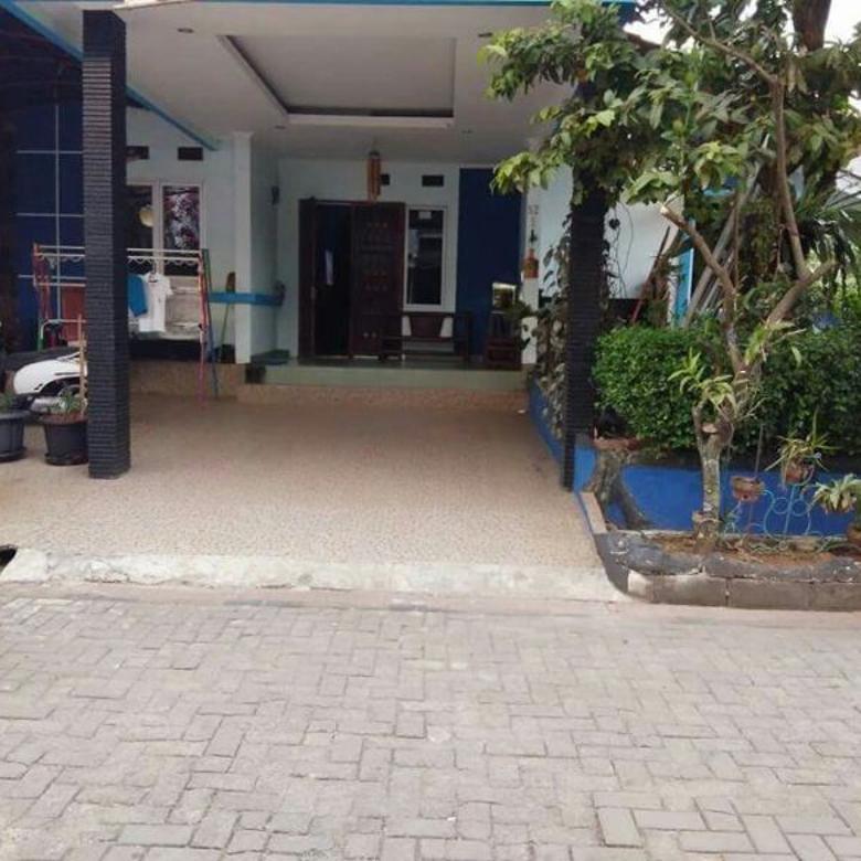 Rumah di Pancoran Mas, 1Lt, Hoek dlm Prmhn Maharaja