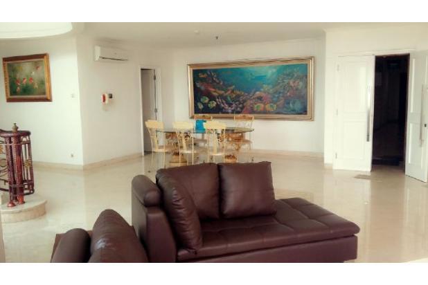 disewakan apartment penthouse lantai paling atas dalam 2 lantai apt sunda k 13961008