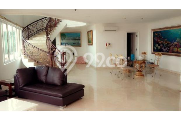 disewakan apartment penthouse lantai paling atas dalam 2 lantai apt sunda k 13961011
