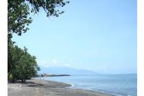 North Bali Beachfront Land Lovina Seririt